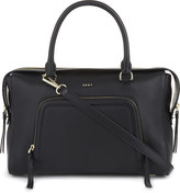 DKNY Chelsea vintage grained leather satchel