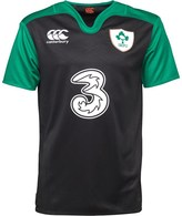 Canterbury of New Zealand Mens Ireland Pro Alternate Shirt Black