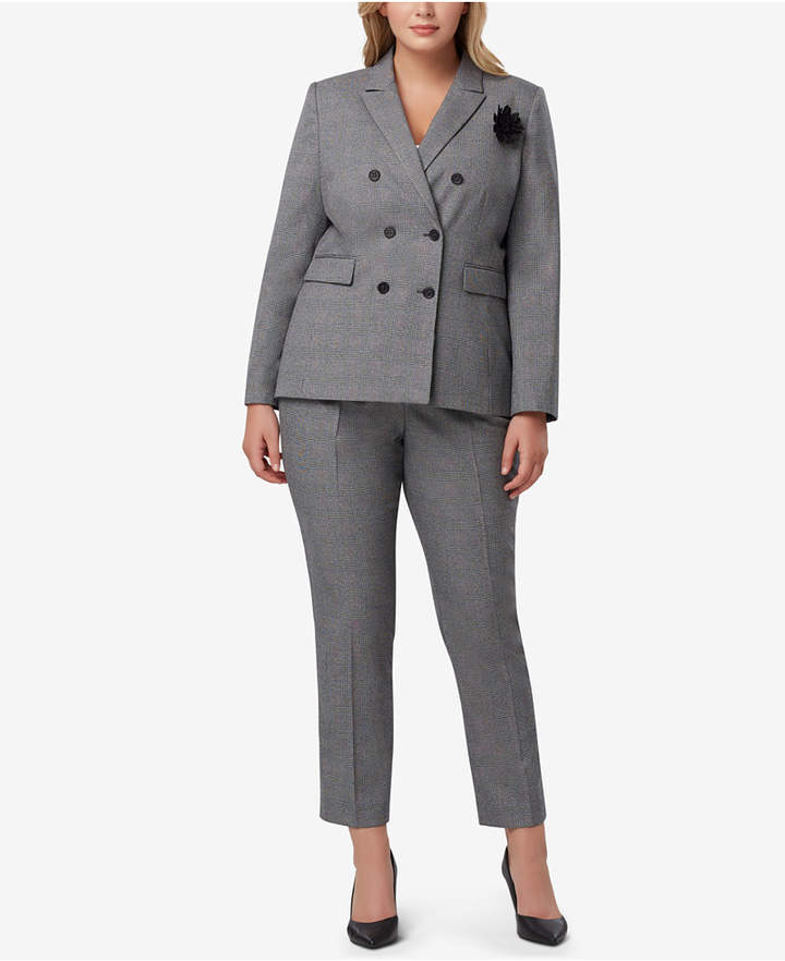 where can i buy new list official supplier Tahari Women Plus Size Suits - ShopStyle