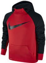Nike Swoosh Print Therma Hoodie, Big Boys