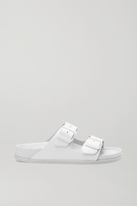 Birkenstock 1774 - Arizona Leather Sandals - White