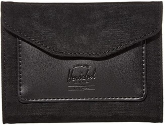 Herschel Orion Wallet (Black) Wallet Handbags