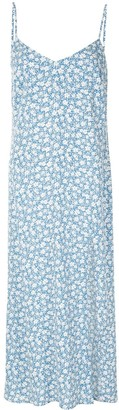 Reformation Crimini floral-print midi-dress