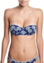 rhythm Florence Bustier Swim Top