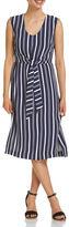 Sportscraft Erica Stripe Tie Front Dress