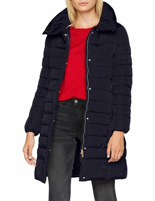Geox Women's W AIRELL Quilted Long Sleeve coat