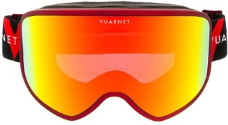 Vuarnet Curved Snow Goggles
