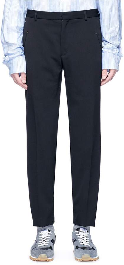 Y/Project Straight leg suiting pants