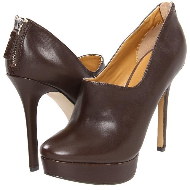 Nine West Feminity (Black Leather) - Footwear