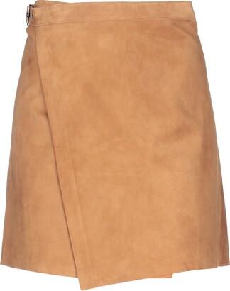 Theory Knee length skirts