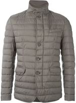 Herno padded jacket - men - Feather Down/Polyamide/Polyester/Polyurethane - 46