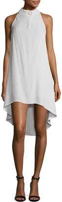 Finders Keepers Great Heights High Low Dress