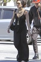 Cleobella Fiona Maxi Dress in Black