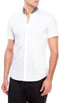 Antony Morato Stripe Collar American Fit Shirt