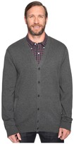 Nautica Big & Tall Jersey Cardigan
