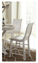 Progressive Willow Counter Dining Chair - Distressed White (Set Of 2)