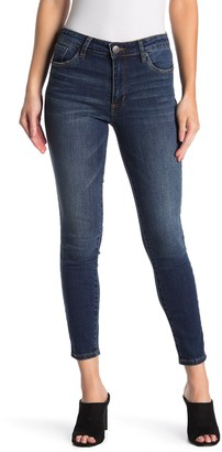 STS Blue Elie High Waisted Skinny Jeans