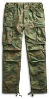 Ralph Lauren Camo Cotton Cargo Trouser
