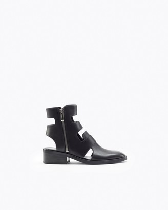 3.1 Phillip Lim Alexa 40MM Cutout Boot