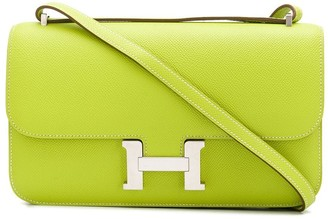 Hermes Pre-Owned 2012 Constance Elan crossbody bag