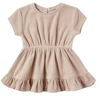 Terry Dress - Petal - 3-6 Months