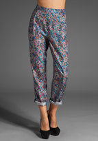 Marc by Marc Jacobs Artie Abstract Pant