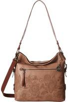 The Sak Sanibel Bucket Satchel Handbags