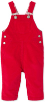 Petit Bateau Baby boys dungarees in velours