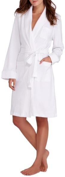 Thumbnail for your product : Lauren Ralph Lauren Hartford Lounge Shawl Collar Knit Robe