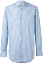 Kiton striped shirt - men - Cotton - 38