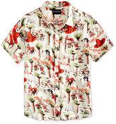 GUESS Men's Fiesta Print Shirt