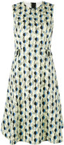 Marni Garland print dress - women - Cotton - 40