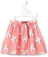 Knot 'Jupiter Roses' skirt