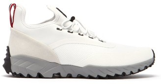 Moncler Jericho Low Top Trainers - Mens - White Multi