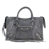 Balenciaga City S Leather Bag