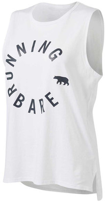 Running Bare Womens Easy Rider Muscle Tank