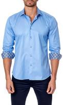Jared Lang Long Sleeve Trim Fit Shirt