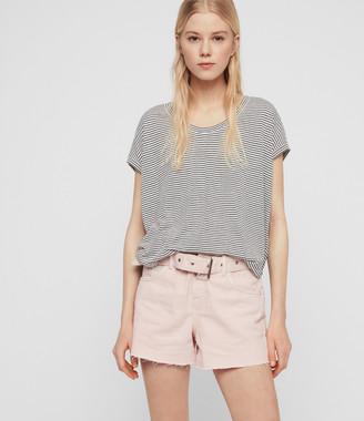 AllSaints Brea Stripe T-Shirt