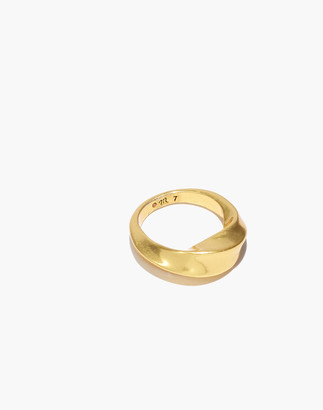 Madewell Archway Ring