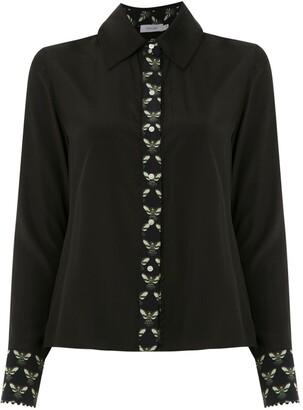 Isolda silk Lolô shirt