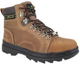 """AdTec Men's 1977 6"""" Steel Toe Hiker Boot"""