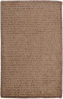 Colonial Mills M802R072X072S Simple Chenille Reversible Rug