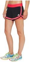 New Balance Mixed Media 2-in-1 Shorts Women's Shorts