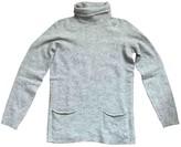 Woolrich Grey Cashmere Knitwear for Women