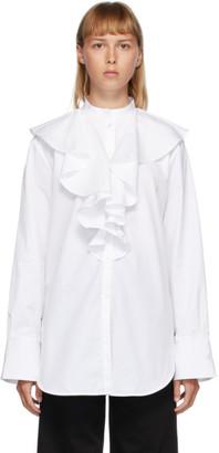Totême White Cabrera Shirt