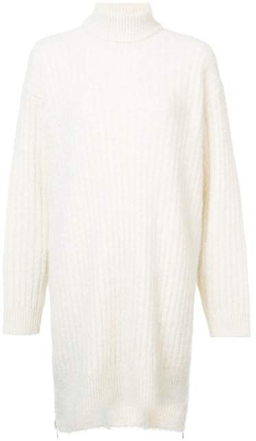 Givenchy Turtle Neck Sweater Dress