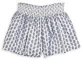 Ralph Lauren Girls 7-16 Toddlers, Little Girls and Girls Paisley-Print Shorts