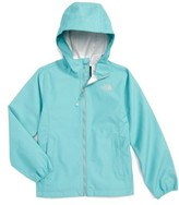 The North Face Girl's Magnolia Waterproof Hyvent Rain Jacket