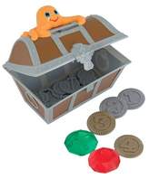 Melissa & Doug ; Sunny Patch Undersea Treasure Hunt Pool Game With Floating Chest and 6 Treasure Pieces