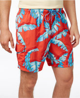 Tommy Bahama Men's Naples South of Fronds Tropical-Print Swimsuit